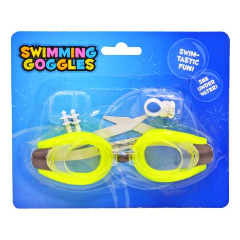 Aqua Force Swimming Goggles