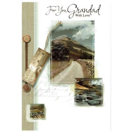 Everyday cards code 75 - Grandad