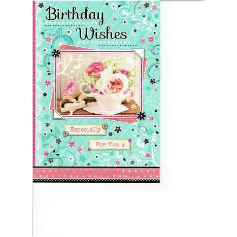 Everyday cards code 75 - Birthday (F)