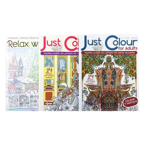 Just colour for adults