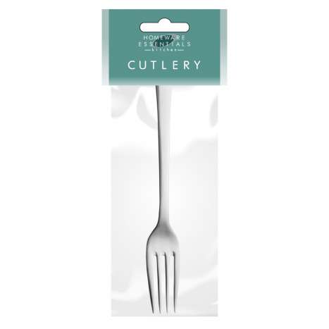 Homeware Essentials Value Stainless Steel Forks 4 Pack