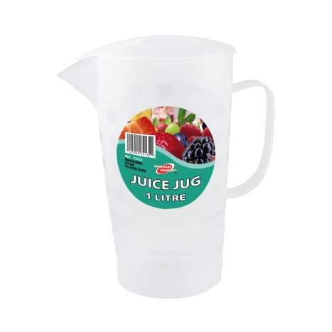 Homeware Essentials Juice Jug 1 Litre