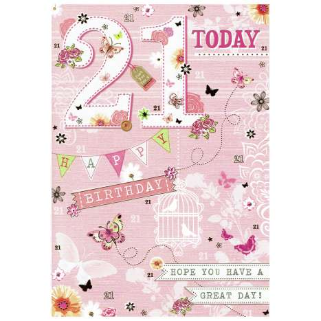 Everyday cards code 75 - 21st (F)