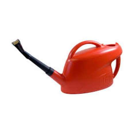 Red 10L watering can - Weed control