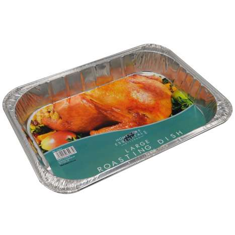 Homeware Essentials Large Foil Roasting Dish