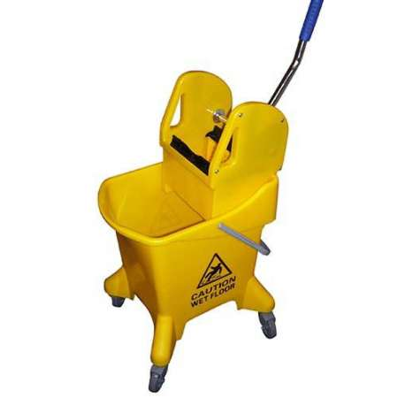 Mopping system 25 litre - yellow