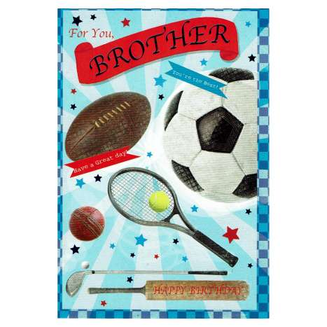 Everyday cards code 50 - Brother