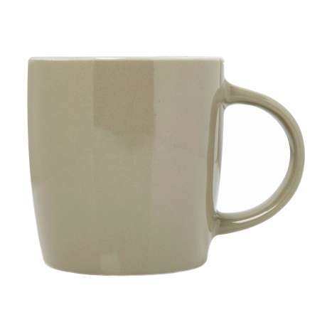Sabichi Putty Gloss Stoneware Mug
