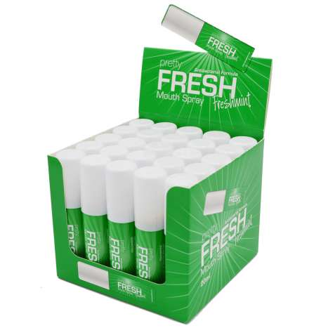 Breath freshener spray - freshmint 20ml (Alcohol Free)
