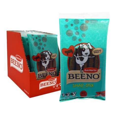 Bob Martin Beeno Beef Snap-Stix 120g