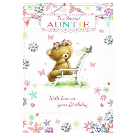 Everyday Greeting Cards Code 50 - Auntie