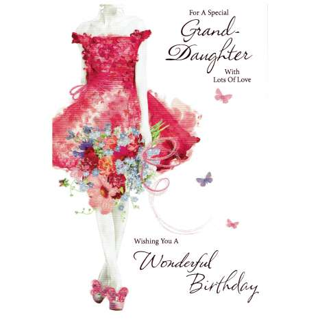 Everyday cards code 75 - Granddaughter
