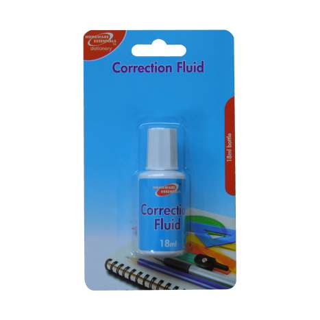 H/ess correction fluid 18ml