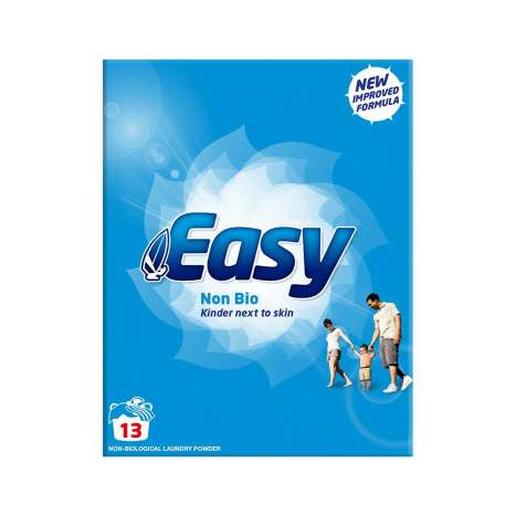 Easy Non Bio Laundry Powder 884g