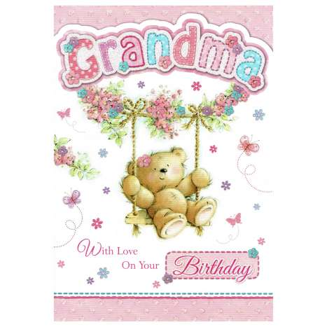 Everyday cards code 75 - Grandma