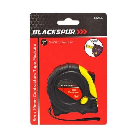 Blackspur Contractors Tape Measure 5M