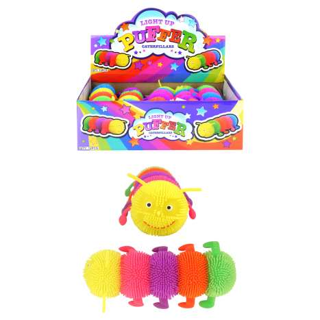 Light Up Puffer Caterpillars