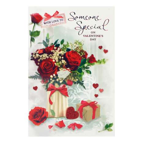 Someone Special (Code 75 - cellophane wrapped)
