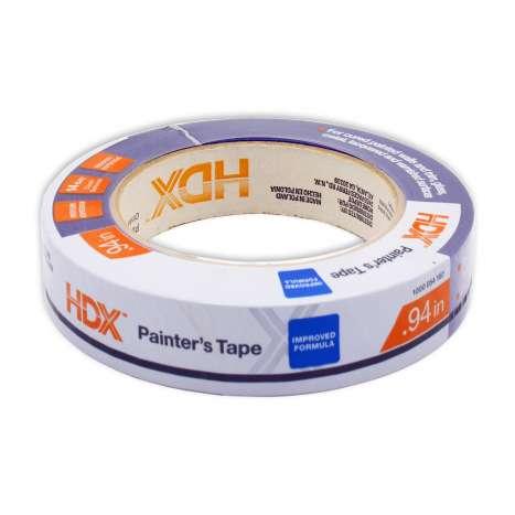 HDX Blue Painter's Masking Tape 24mm x 55m