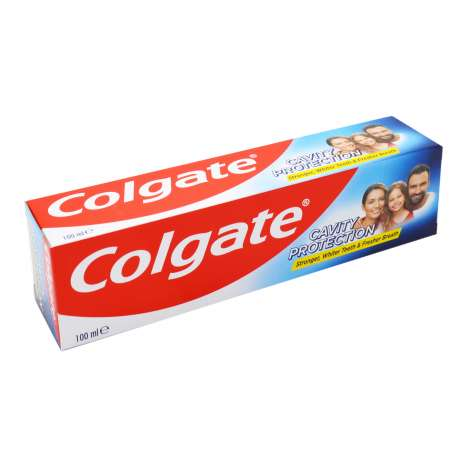 Colgate Cavity Protection Fresh Mint Toothpaste 100ml
