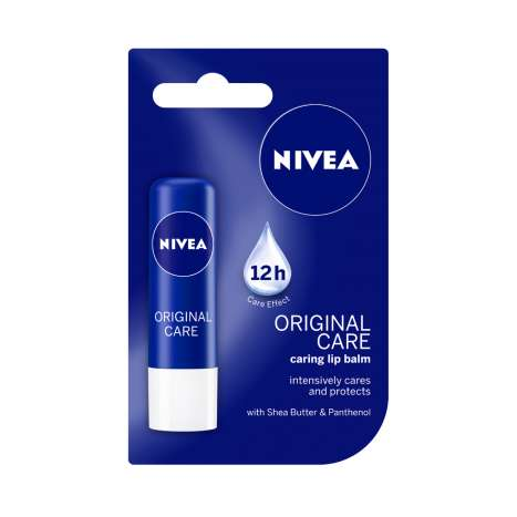 Nivea lip balm original care 5.5ml