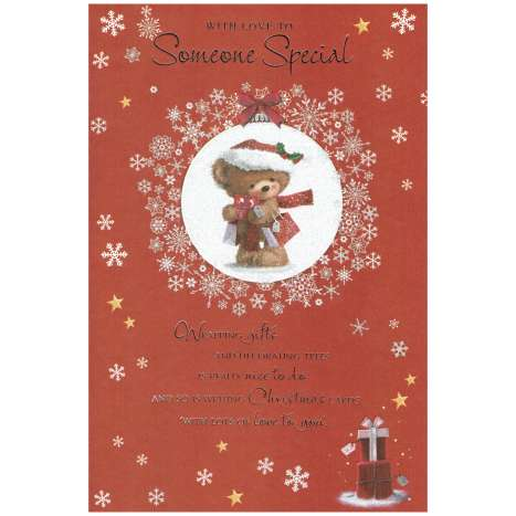 Christmas Cards 75 - Someone Special