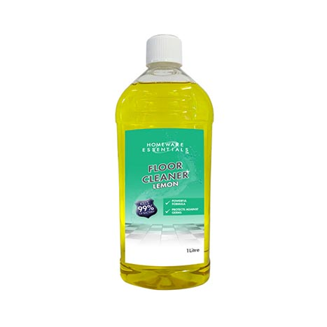 H/ess floor cleaner lemon 1ltr