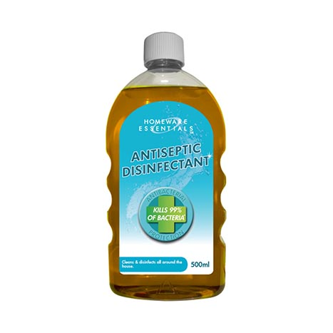 H/ess antiseptic disinfectant 500ml