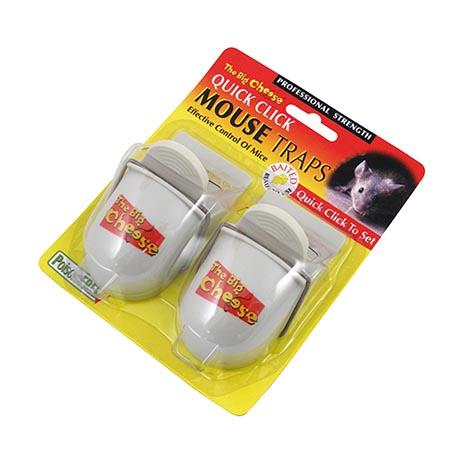 Quick click mouse trap - stv140