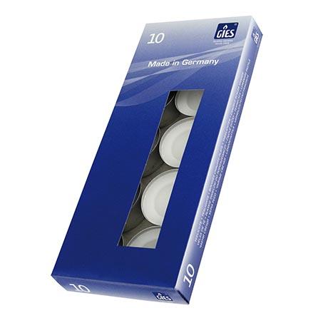 Gies Tealights 10 Pack