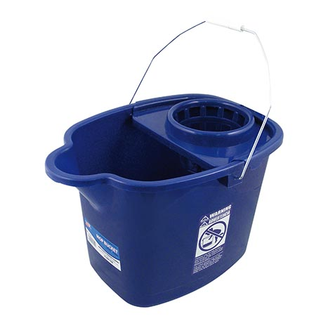 Homeware Essentials Mop Bucket 18 Litre • 4 Gallon
