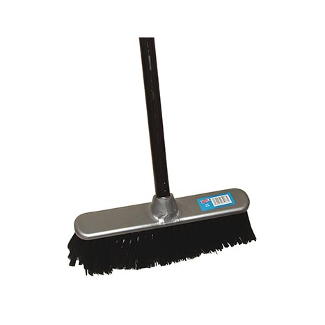 H/ess soft broom with handle - 83518