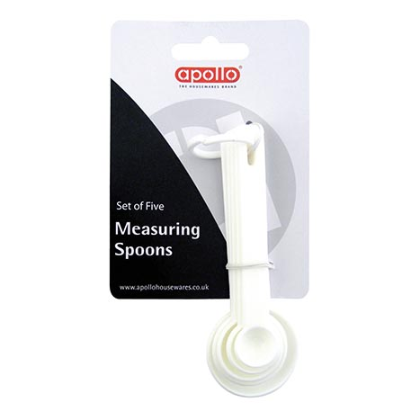 Apollo Measuring Spoon Set