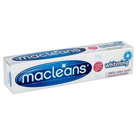 Macleans whitening toothpaste 100ml - misc