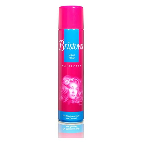 Bristows ultra hold hairspray 300ml