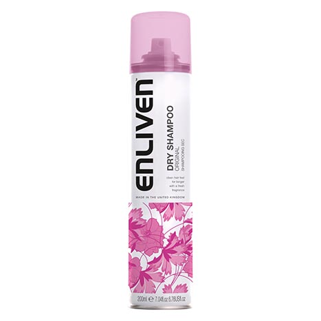 Dry shampoo original 200ml - enliven