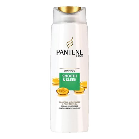 Pantene shampoo 200ml - smooth & sleek