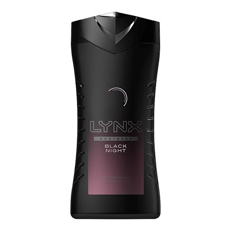 Lynx showergel 250ml - black knight