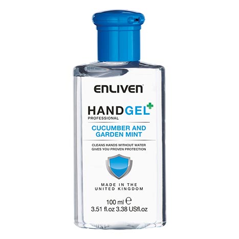 Hand sanitiser original 100ml - enliven