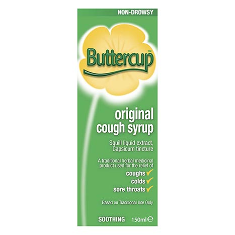 Buttercup syrup original 150ml