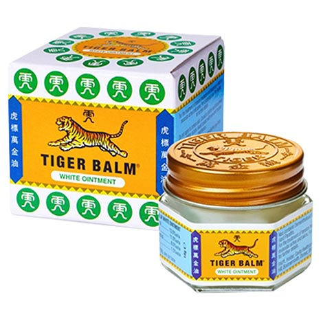Tiger balm white 19mg
