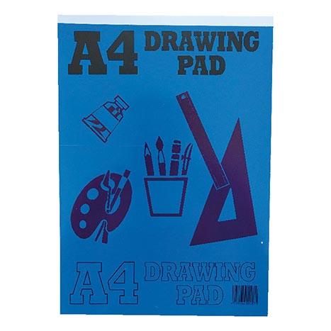 A4 drawing pad - a4pad