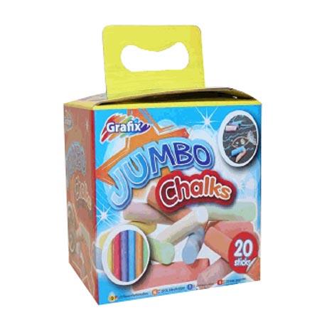 20 jumbo chalks