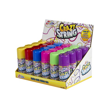 Silly string 53ml (in display)