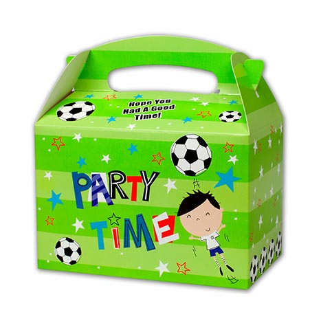 Party boxes 6pk  boy - pb1004p