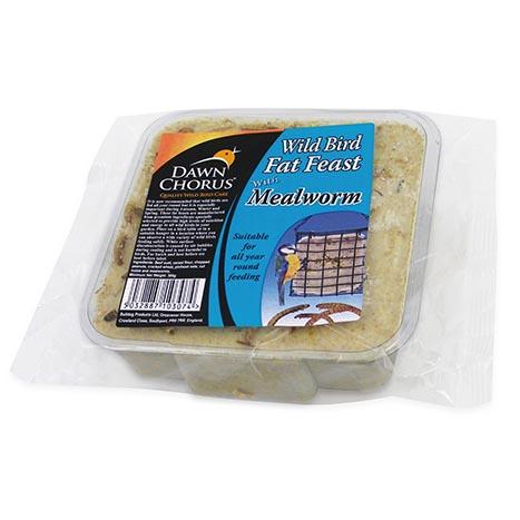 Wildbird fat feast mealworm 300g - 10307