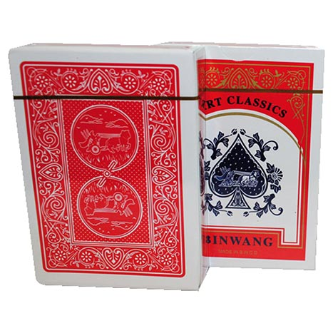 Cart classic playing cards