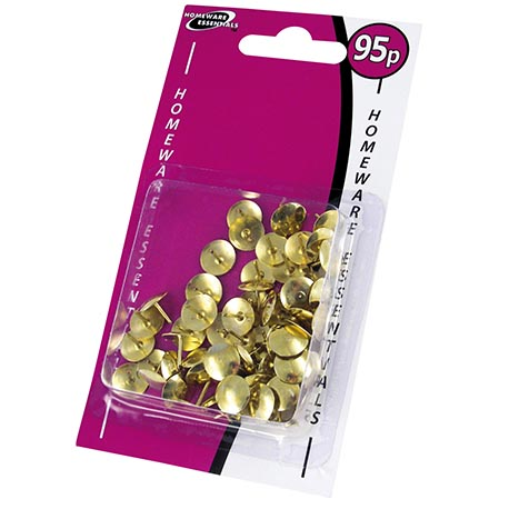 Drawing pins 60 pieces