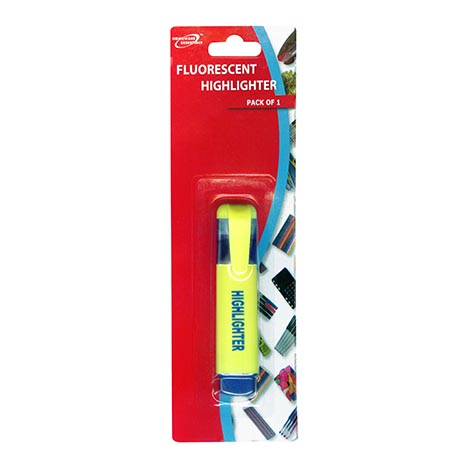 Homeware Essentials Fluorescent Highlighter