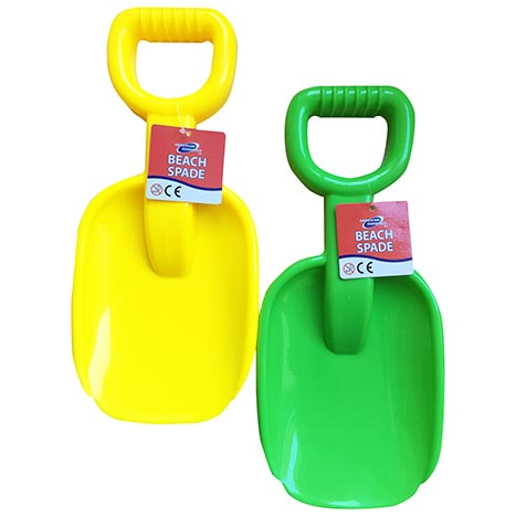 Homeware Essentials Beach Spades - Assorted Colours